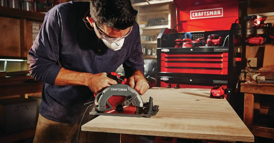 Craftsman CMES510 Circular Saw