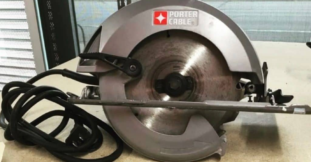 PORTER-CABLE 7-1_4-Inch Circular Saw