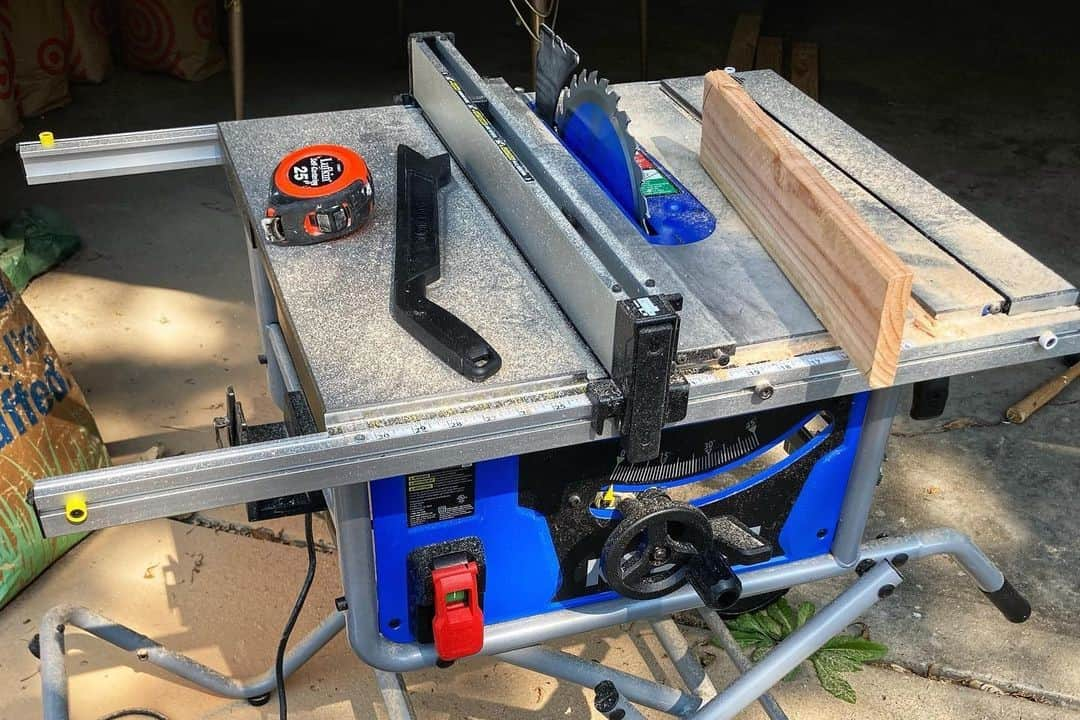 What is table saw used for